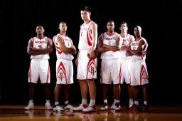 Basketball star Yao Ming