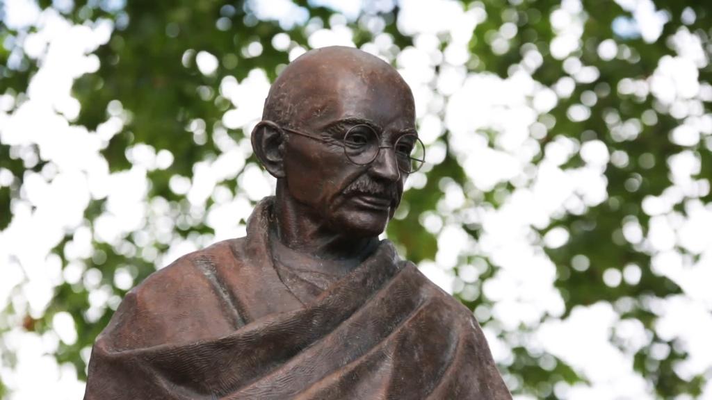 Mohandas Karamchand Gandhi (HD picture 1)