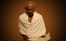 Mohandas Karamchand Gandhi (Desktop wallpaper 2)