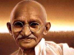 Mohandas Karamchand Gandhi (Desktop wallpaper 9)