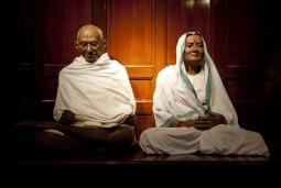 Mohandas Karamchand Gandhi (Desktop wallpaper 6)