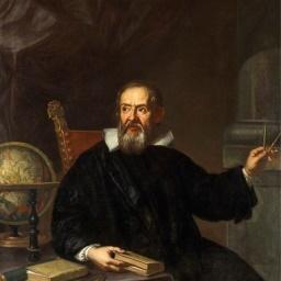 Italian physicist Galileo