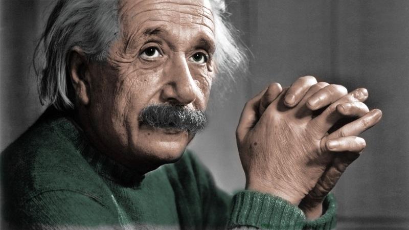 Physicist Albert Einstein (Picture 1)
